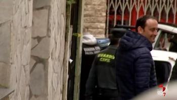 Detienen en Navia, Asturias, al presunto autor de la muerte de Paz Fernández, hallada en un embalse de Arbón