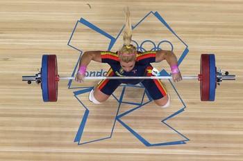 Lidia Valentín puede colgarse el bronce de Londres 2012 tras el positivo de Podobedova