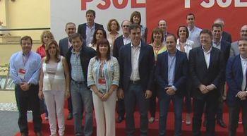 Pedro S�nchez reafirma ante el Comit� Federal su decisi�n de concurrir a las primarias
