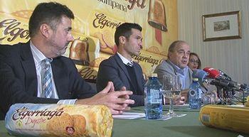 Los nuevos propietarios de Elgorriaga piden zanjar el asunto de la galletera abulense