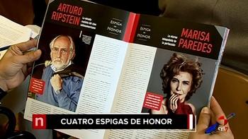 Arturo Ripstein, Marisa Paredes y los actores Emma Suárez y Luis Tosar recibirán las Espigas de Honor de la Seminci
