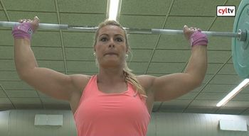 Lidia Valent�n busca medalla en Houston y conseguir as� el pase para R�o