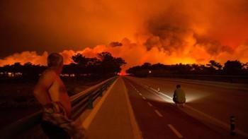 La ola de incendios en Portugal deja 27 muertos