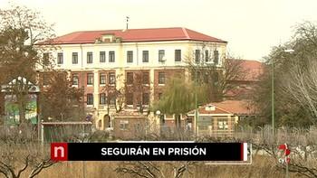 El Juzgado de Aranda acuerda que los tres ex jugadores acusados de agresión sexual sigan en prisión