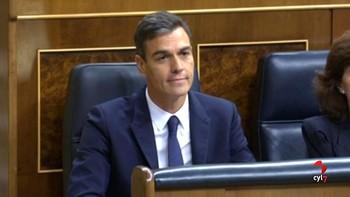 Pedro Sánchez defiende el 'atajo' legal para saltarse el veto del Senado a los presupuestos