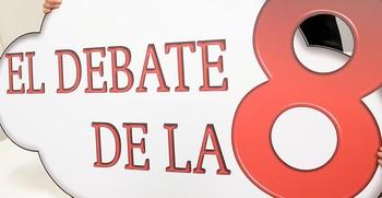 El debate de La 8