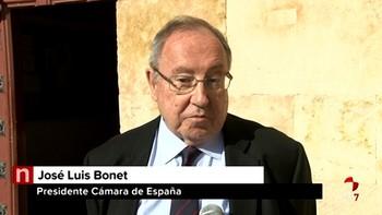 Bonet cree que no hubo declaración y que la respuesta del Gobierno debe ser 'proporcionada'