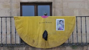 Grajera y Sep�lveda viven con un inmenso dolor la muerte del torero V�ctor Barrio