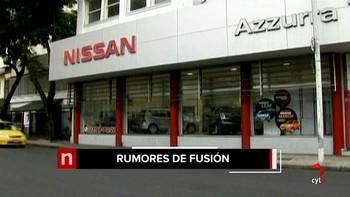 Renault y Nissan negocian su fusión para crear una nueva compañía