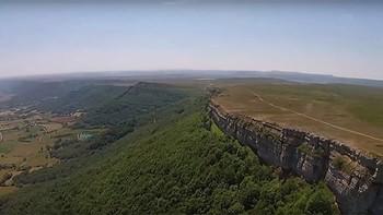 El geoparque de las Loras, un 'libro abierto' para conocer 250 millones de años de historia de Palencia y Burgos