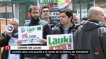 Lauki estudia la posibilidad de encontrar un comprador para la f�brica de Valladolid
