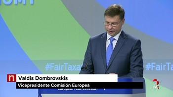 Bruselas plantea opciones para gravar los ingresos de las multinacionales digitales