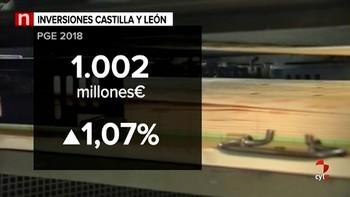 El Gobierno invertirá en Castilla y León 1.002,14 millones, un 1,1% más que hace un año