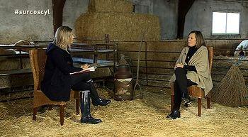 Entrevista a Milagros Marcos, consejera de Agricultura y Ganader�a