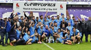 La Santboiana asalta Zorrilla y se lleva la Copa