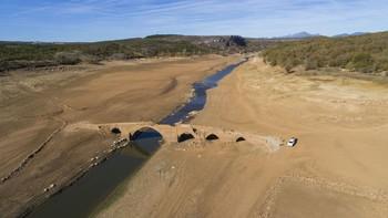 La sequía pone en peligro especies fluviales de Castilla y León, especialmente en la alta montaña