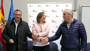 La Junta destina 21,1 millones a la transformación en regadío de 2.135 ha del sector IV del Canal Cea-Carrión