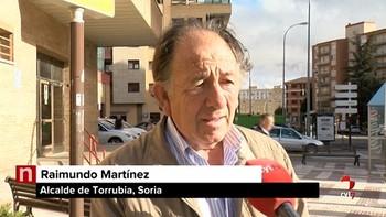 Torrubia en lucha por unir la provincia de Soria con Calatayud mediante una línea de autobús
