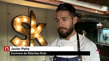 La alta gastronomía y la cerveza de autor se dan la mano en la nueva propuesta del chef Javier Peña
