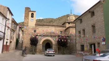 La localidad soriana de Cigudosa instalará cámaras para proteger su iglesia