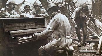 Los horrores de la Primera Guerra Mundial, en Valladolid