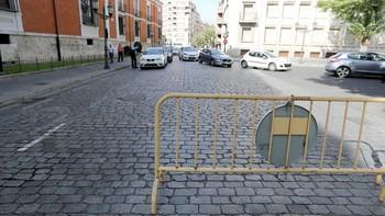 El centro de Valladolid se reabre al tráfico a partir de las 22 horas tras la mejora de la calidad del aire