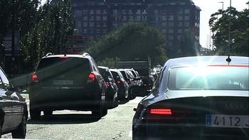 El Ayuntamiento de Valladolid levanta el corte de tráfico al reducirse la contaminación