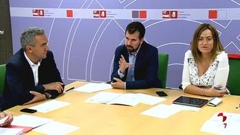 La oposición presenta sus alternativas a las cuentas de la Junta de Castilla y León
