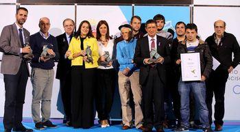 Entregados los Premios de Periodismo Francisco de Coss�o