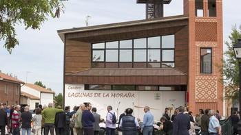 El Oso, Ávila, inaugura su centro de las lagunas de La Moraña para mostrar las riquezas ornitológicas de la zona y atraer viajeros