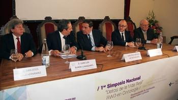 Sáez Aguado elogia el esfuerzo de la Oncología en Castilla y León para lograr la Medicina 4P