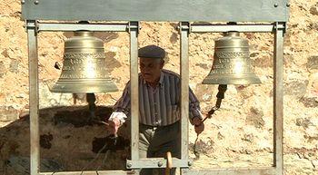 Reuni�n de campaneros en Villavante, Le�n
