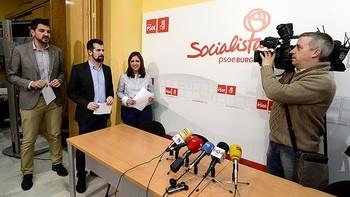 Tudanca: 'Cuanto antes se celebre el congreso, antes se cerrarán las heridas que tiene abiertas el PSOE'