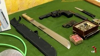 La Guardia Civil de Segovia desarticula una organización criminal dedicada al tráfico de drogas en España