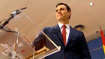 El PSOE presenta su 'Programa para un gobierno progresista y reformista'