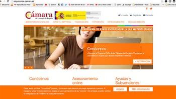 Las mujeres de Castilla y Le�n lideran la creaci�n de negocios en Espa�a con el PAEM de las C�maras