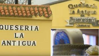 Queser�a La Antigua, Zamora