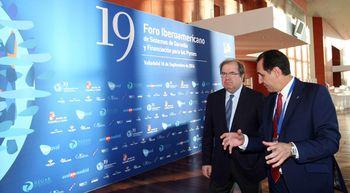 Herrera: 'Hay que aprovechar las oportunidades entre las pymes de Castilla y Le�n y Latinoam�rica'