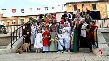 Villalón se llena de santos en Holywins