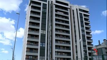La vivienda se encarece un 2,2% en Castilla y León durante el primer trimestre frente al 6,2% de España