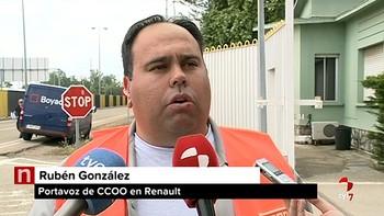 Renault confirma el fin del tercer turno en Palencia y Valladolid para ajustar la producción a los mercados