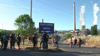 Los mineros de Astur Leonesa plantear�n su problem�tica en el Congreso de los Diputados