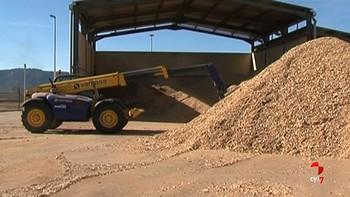 La Junta da un 'paso decisivo' a la planta de biomasa de Cubillos del Sil con un préstamo de 42 millones