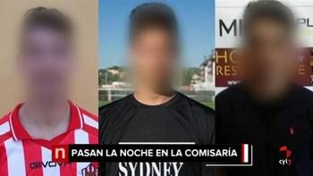 La defensa de los tres ex jugadores de la Arandina afirma que no hubo relación ni vídeos