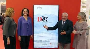La montaña como símbolo religioso en 'Mons dei' la exposición de Las Edades en Aguilar de Campoo