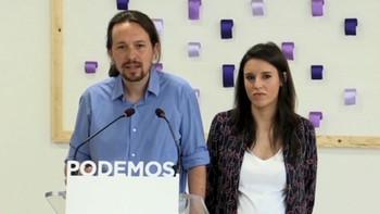 Podemos da por cerrada la polémica del chalé y ve 'contundente' el apoyo del 68% al liderazgo de Iglesias y Montero