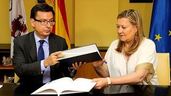 Castilla y Le�n recibe del BEI 130 millones para impulsar la econom�a y el empleo