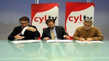 RTVCyL emitirá reportajes sobre formación y prevención junto a otras iniciativas de CCOO y UGT