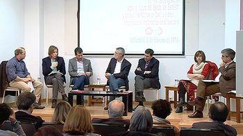 Los grupos pol�ticos insisten en fijar un suelo social en la reforma del Estatuto