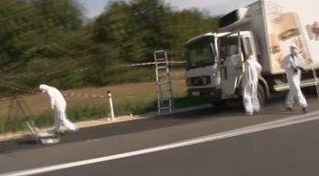 La Polic�a confirma 71 muertos en el cami�n con refugiados en Austria, incluidos cuatro ni�os